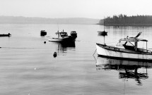 Boats at Seal Harbor