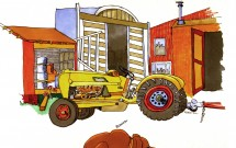 Tractor at PYY