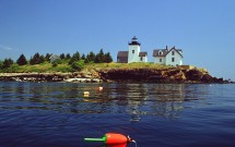 Indian Island Lighthouse Rockport Maine
