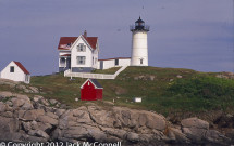 Nubble Point Light, York, ME