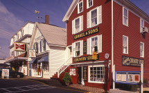 Boothbay Harbor shops